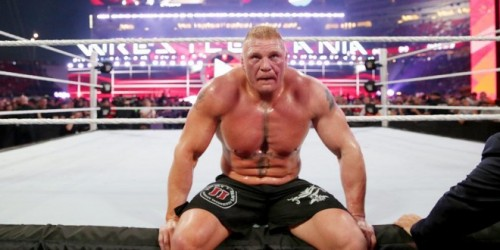 Brock Lesnar Will Have to Be Cleared By New York State Licensed Doctor Prior to SummerSlam