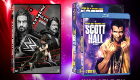 Win Copies of the Scott Hall & WWE Extreme Rules DVDs This Week