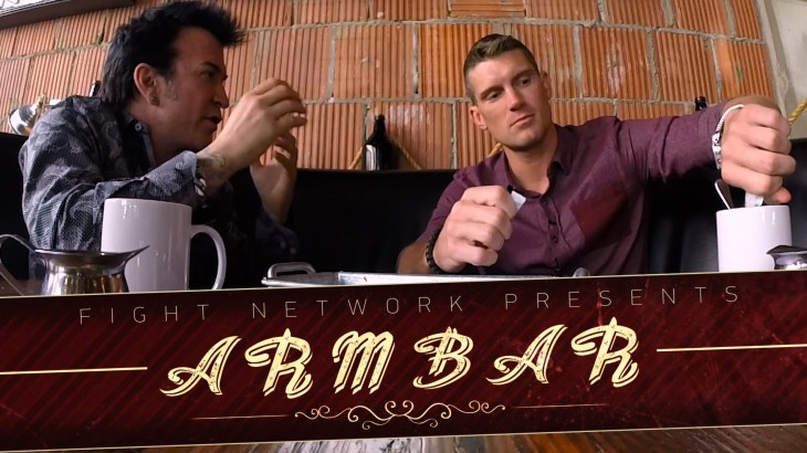 "armBAR: Stephen ""Wonderboy"" Thompson – The Combat Sports Circuit Board"