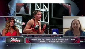 Ashley Yoder and Kate Jackson Discuss Their Fight on The Ultimate Fighter 23