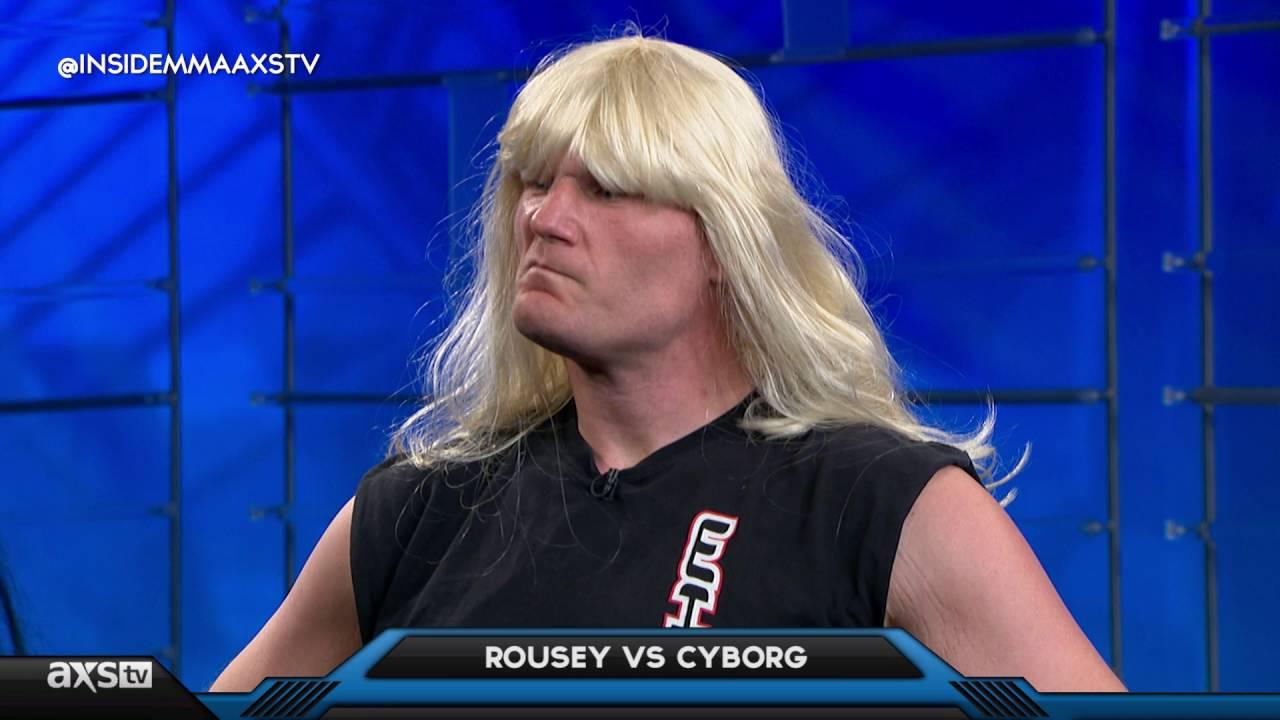 Bas Rutten & Josh Barnett Breakdown Hunt-Lesnar, McGregor-Mayweather, Mighty Mouse-Struve, Rousey-Cyborg