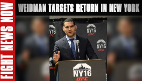 Chris Weidman Targets Return at UFC 205, Anthony Pettis to Featherweight on Fight News Now
