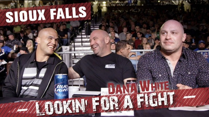 Dana White: Lookin' for a Fight – Episode 6 – Sioux Falls with Robbie Lawler