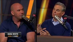 Dana White Talks Conor McGregor vs. Nate Diaz 2 at UFC 202 with Colin Cowherd