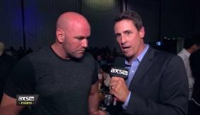 Dana White Talks Ronda Rousey's Return, Conor McGregor vs. Nate Diaz Rematch & More