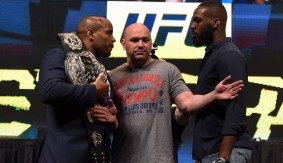 Daniel Cormier vs. Jon Jones 2 Preview with Brian Stann & Rashad Evans
