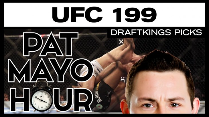 DFS MMA: UFC 199 DraftKings Picks & Preview