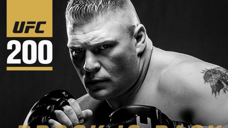 Firas Zahabi Breaks Down Brock Lesnar vs. Mark Hunt at UFC 200.