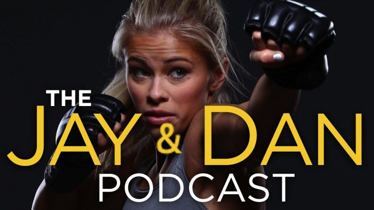 Full Episode – Paige VanZant Joins the Jay & Dan Podcast