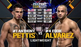Full Fight – Anthony Pettis vs. Eddie Alvarez from UFC Fight Night Boston