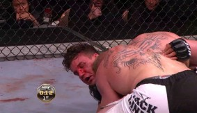 Full Fight – Brock Lesnar vs. Frank Mir 2 from UFC 100