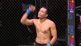 Full Fight – Jimmy Yabo Knocks Out Bashir Ahmad in 21 Seconds at ONE: Tribe of Warriors