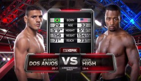 Full Fight – Rafael Dos Anjos vs. Jason High from UFC Fight Night Albuquerque