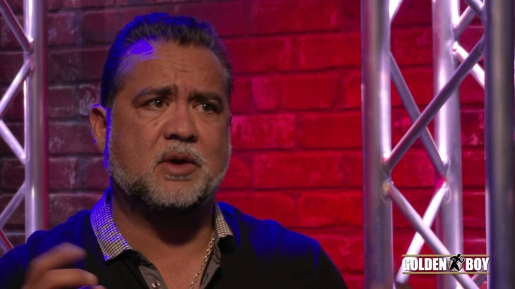 Golden Boy Matchmaker Roberto Diaz Previews July 1 LA Fight Club