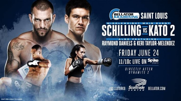 Quick Shots – Bellator Kickboxing: St. Louis – Hisaki Kato Puts Away Joe Schilling Once Again