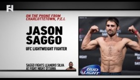 Jason Saggo on Achilles Injury, Split Decision Losses, UFC Fight Night Ottawa & More