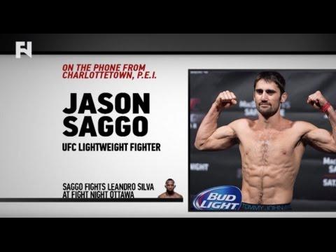 Jason Saggo on Achilles Injury, Split Decision Losses, UFC Fight Night Ottawa & More