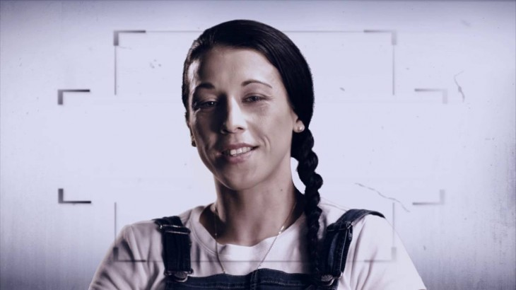 "Joanna Jedrzejczyk Tells Her ""Warrior Code"" Ahead of The Ultimate Fighter 23 Finale"
