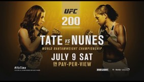 Joe Rogan Previews Miesha Tate vs. Amanda Nunes Ahead of UFC 200