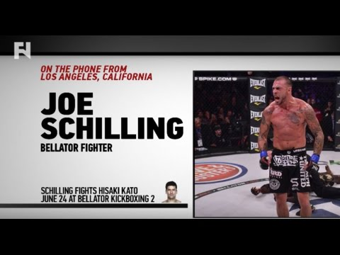 "Joe Schilling Ahead of Hisaki Kato Rematch at Bellator: Kickboxing 2 – ""He Won The Lottery That Night"""