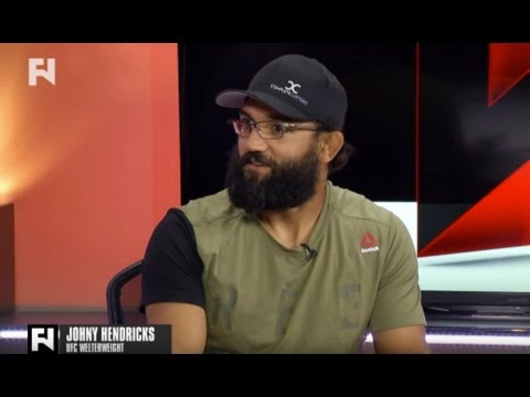 Johny Hendricks In-Studio Ahead of UFC 200 to Discuss Early Weigh-ins, Kelvin Gastelum, Georges St-Pierre & More