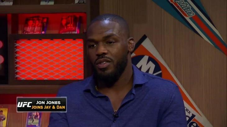 Jon Jones Talks Snapchat, Daniel Cormier Ahead of UFC 200, CM Punk with Jay Onrait & Dan O'Toole