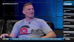"Josh Barnett on Upcoming Bout vs. Andrei Arlovski: ""We Have To Give a Championship Quality Main Event"""