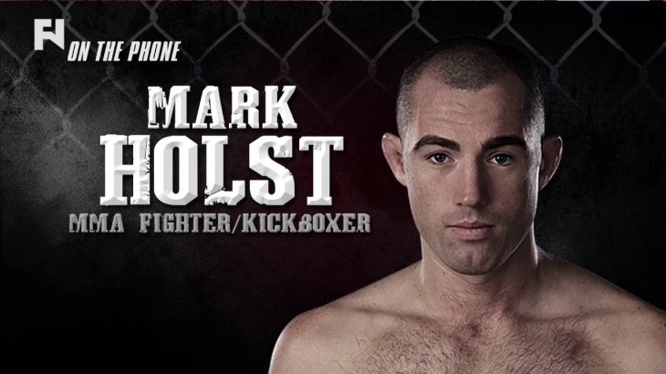 Mark Holst on Lion Fight 30 Main Event Bout vs. Ky Hollenbeck on MMA Meltdown