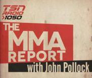 June 30 The MMA Report feat. Eddie Alvarez, Mitch Clarke, Bill Goldberg