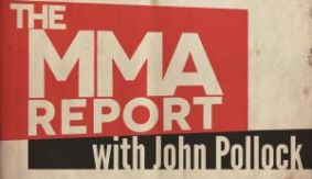 June 23 The MMA Report feat. Johny Hendricks, Josh Gross