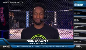 "Neil Magny Calls Out Carlos Condit & Nate Diaz, Predicts Robbie Lawler vs. Tyron Woodley – ""I've Been Begging For That Fight"""