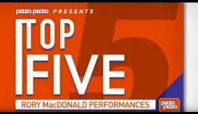 Top 5 – Rory MacDonald Performances