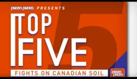 Pizza Pizza's Top 5 – UFC Fights on Canadian Soil