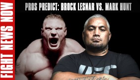 Pros Predict Brock Lesnar vs. Mark Hunt at UFC 200