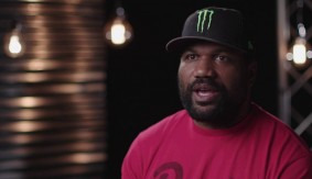 "Quinton ""Rampage"" Jackson Discusses Binge Video Gaming"