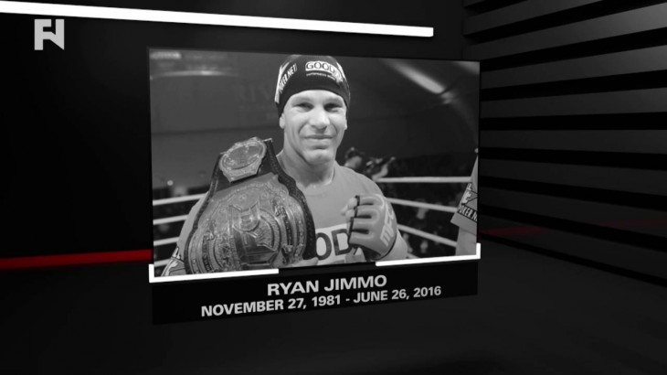 R.I.P. Ryan Jimmo 1981-2016