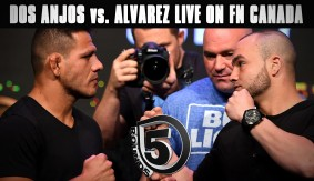 Rafael dos Anjos vs. Eddie Alvarez Preview, Michael Chandler KO's Patricky Pitbull on 5 Rounds