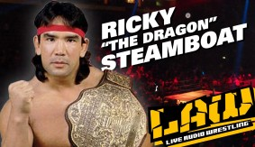 "Ricky ""The Dragon"" Steamboat Discusses Jay Youngblood, Ric Flair and Muhammad Ali"