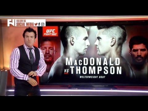 Robin's Breakdown: UFC Fight Night Ottawa – Rory MacDonald vs. Stephen Thompson