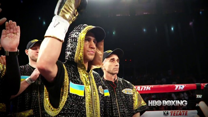 Vasyl Lomachenko vs. Nicholas Walters Set For WBO Super FW Title at HBO Boxing on Nov. 26 in Las Vegas