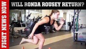 Ronda Rousey Off UFC's Debut in New York; Will She Return? on Fight News Now