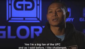 Saenchai on Kickboxing Ruleset, Representing Muay Thai Ahead of GLORY 31 Amsterdam, Teases Future in UFC