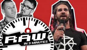 Seth Rollins Addresses Roman Reigns Suspension | WWE RAW in 3 MINUTES 6/27/16