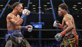 Showtime Boxing: Keith Thurman vs. Shawn Porter in 90 Seconds