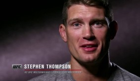 """Stephen Thompson on Being the Karate Kid in MMA – """"They Don't Want to Punch and Kick with Me"""""""