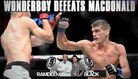Stephen Thompson Takes Decision Over Rory MacDonald at UFC Ottawa on 5 Rounds