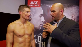 Stephen Thompson UFC Fight Night Ottawa Post-Fight Interview