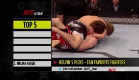 Top 5 Fan Favourite Fighters From Kenny Florian, Kelvin Gastelum & Megan Olivi
