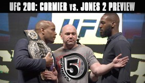 UFC 200: Daniel Cormier vs. Jon Jones 2 Preview on 5 Rounds