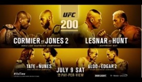 UFC 200: Extended Preview featuring Cormier vs. Jones 2, Lesnar vs. Hunt, Tate vs. Nunes & Aldo vs. Edgar 2
